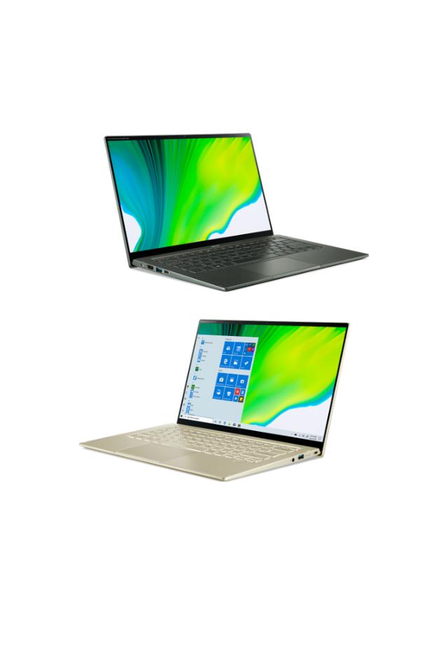 Acer выпустила ноутбук сантибактериальным покрытием