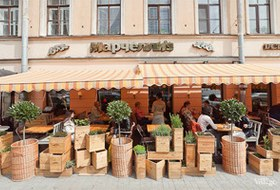 Зов улиц: Летние веранды в центре Петербурга