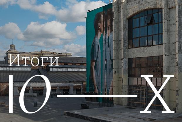 Краткая история креативных пространств Петербурга