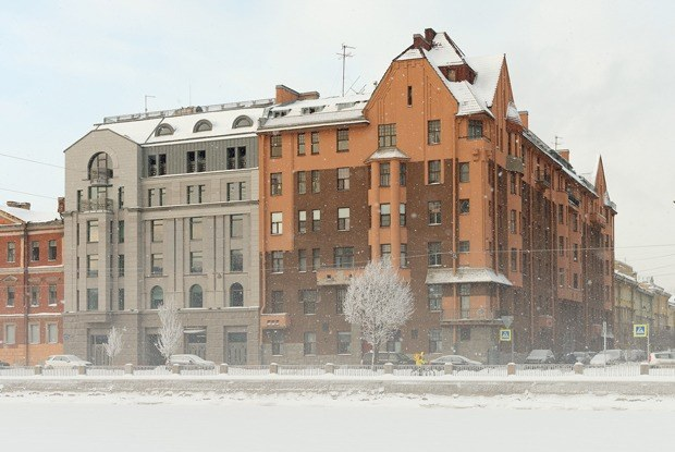 «Я живу в доме Капустина» (Петербург)