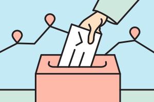 6 кадров: Как проголосовала Москва на выборах мэра