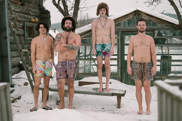 Крещенский серфинг по-уральски