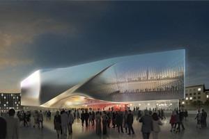 Устроить сцену: 5 проектов новых театров в Петербурге