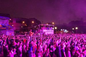 Как это было: Участники пятого музыкального фестиваля V-ROX