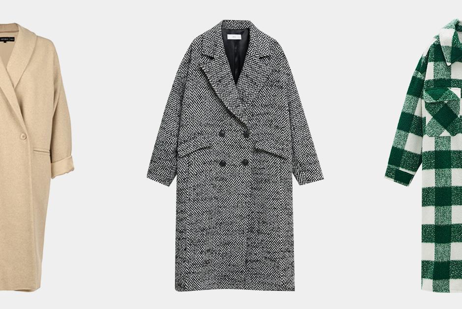 Что носить осенью: 24варианта пальто дляпрохладных дней