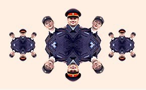 Новая форма милиции от Валентина Юдашкина
