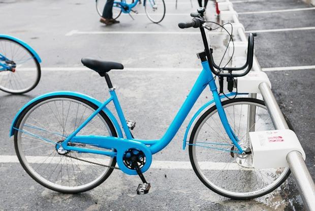 Как будет работать общественный велопрокат вновом сезоне