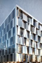 НаЛенинском проспекте появится элитный ЖК сдвумя корпусами ибизнес-центром
