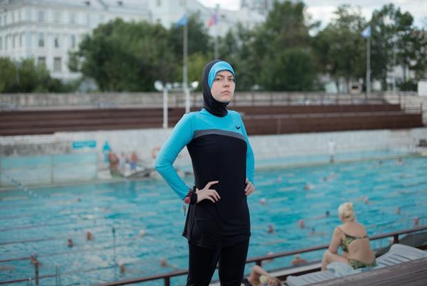 Как я плавала вбуркини вМоскве