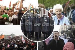 Народ против: Главные протесты 2011 года