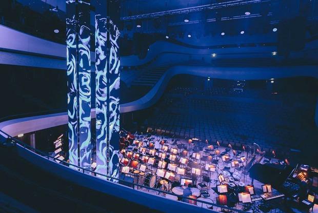 Оркестровая музыка, написаннаявнаши дни