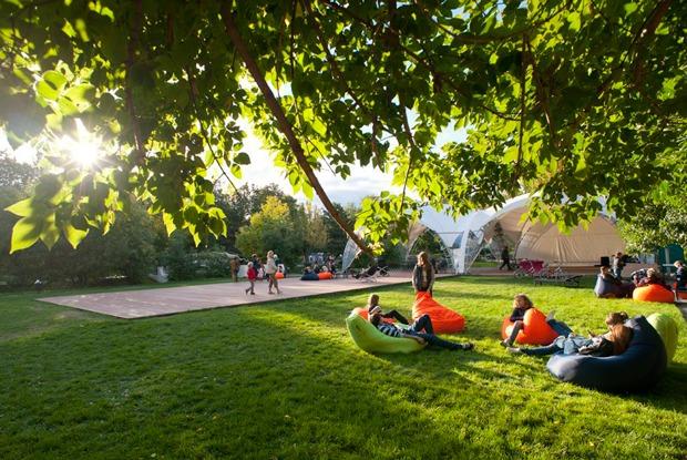 Лето в городе: Что ждёт москвичей встоличных парках