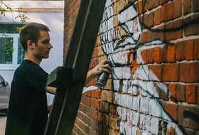 «Я не жалею, когда уничтожают мои работы — это часть стрит-арта»