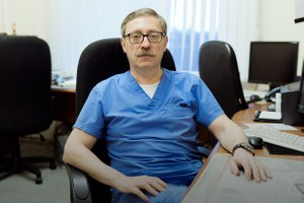 Уролог Виталий Мухин— оглавных мужских проблемах