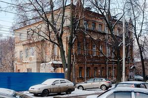 Я живу в доме купца Лелькова на улице Гоголя
