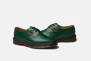 Ботинки Supreme x Dr. Martens