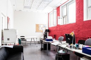 Офис недели (Москва): Администрация «Винзавода»