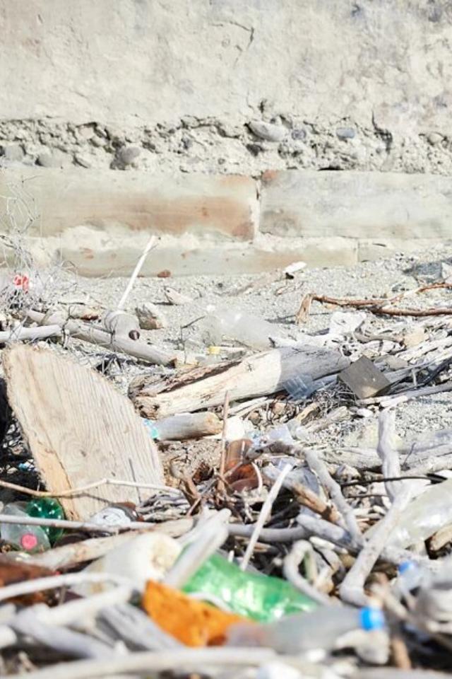 Документалка отГринписа отом, как берег Черного моря погряз впластике