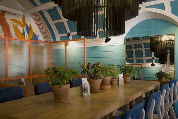 Пицетты,фирменный завтрак и обновленный интерьер в «Маммас» на углу Ленина и 8 Марта