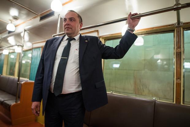 Чем запомнится метро приДмитрии Пегове