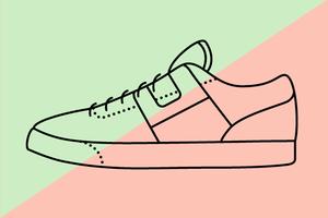 Cамая дорогая идешёвая пара кроссовок Reebok Сlassic