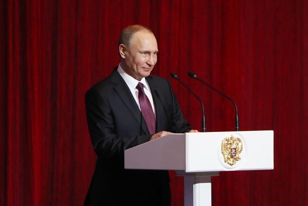 Прямая линия сВладимиром Путиным