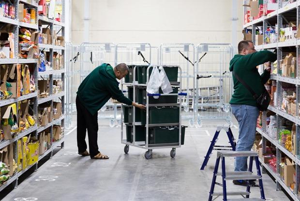 Покупатель непройдет: Какустроен даркстор «Перекрестка»