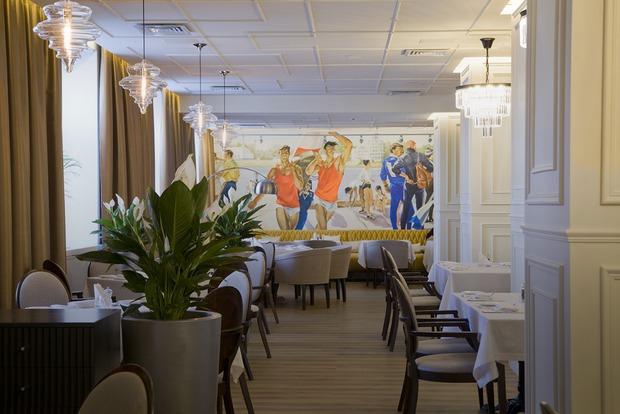 Дух советского Свердловска в ресторане «Дубровин» в Центральной гостинице