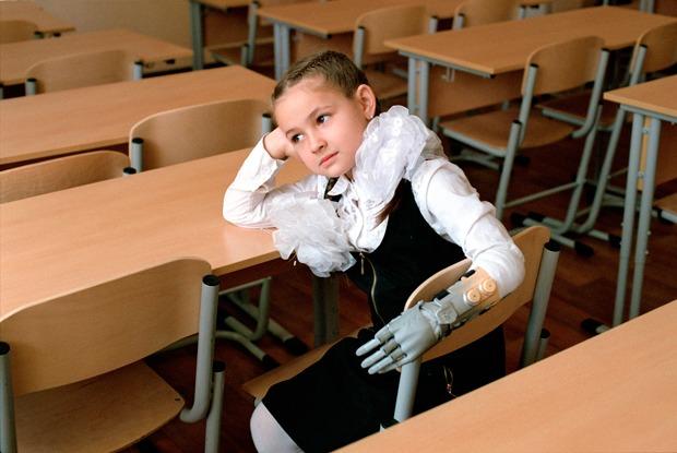 Киборги: Люди сбионическимипротезами