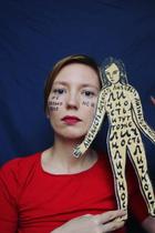 Художница Дарья Апахончич подала иск кМинюсту из-за своего статуса иноагента. Суд отказался его обжаловать