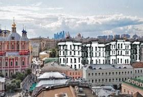 В сердце Замоскворечья собираются построить огромный ЖК иснести исторические дома