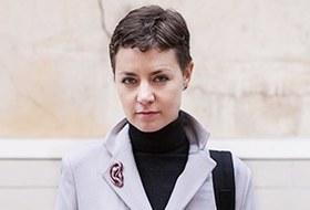 Алина Селезнёва, владелица книжной лавки Books & More