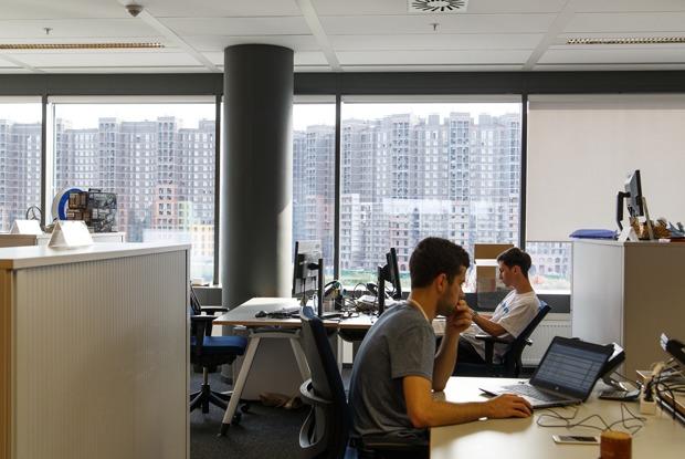 Как выглядит российская штаб-квартира Bosch
