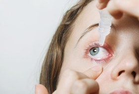 Как непосадить зрение завремя карантина