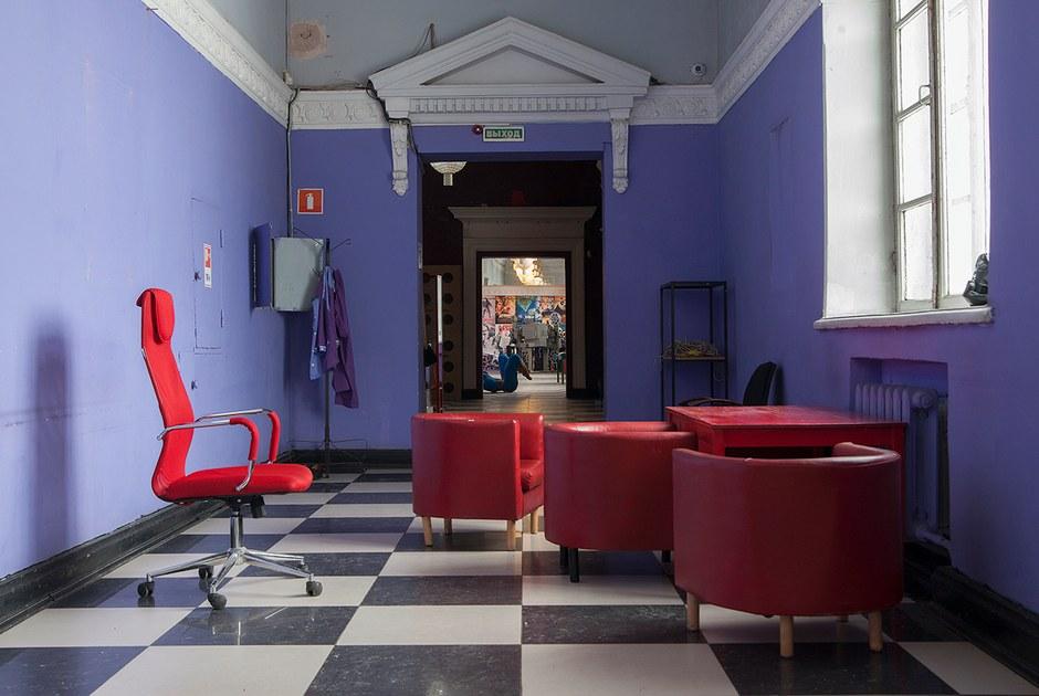 Как наЭльмаше создают культурный центр вздании бывшего кинотеатра «Заря»