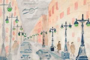 ВKGallery откроют новую выставку. Там представят работы двух учеников Петрова-Водкина