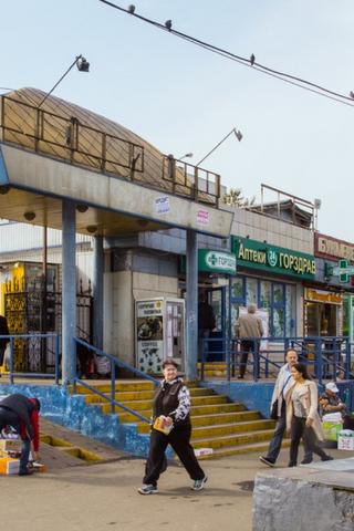 ВМоскве сносят Царицынский рынок. Его хотели закрыть еще девять лет назад