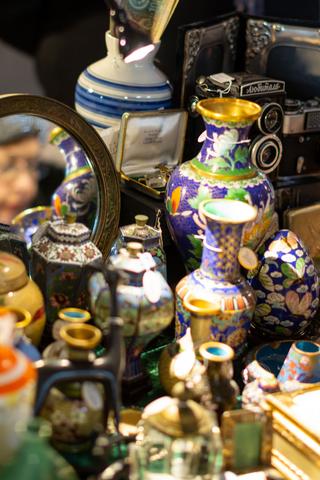 В Музее Москвы пройдет городской блошиный рынок