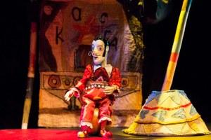 Почему вам нужно сходить нагастроли театра марионеток РезоГабриадзе