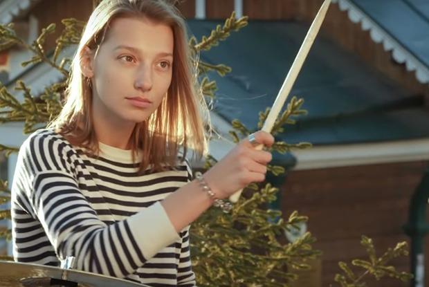 Музыкальный клип с видами Иркутска