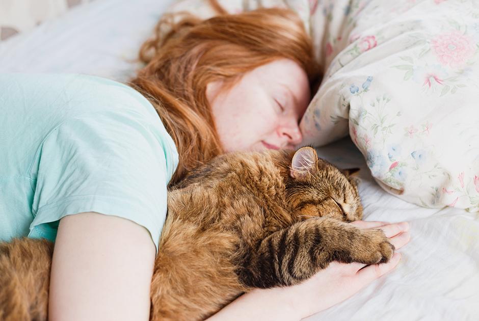Спать хотя бы семь часов каждую ночь