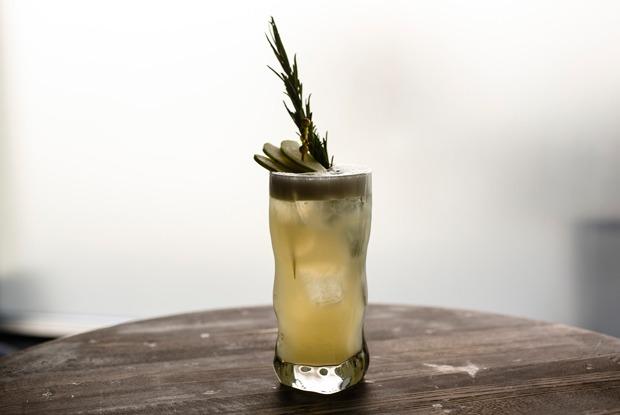 «Тюленье счастье» и ещё два летних коктейля отшеф-бармена Mondriaan