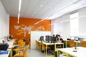 Офис недели (Москва): Рекламное агентство Grape
