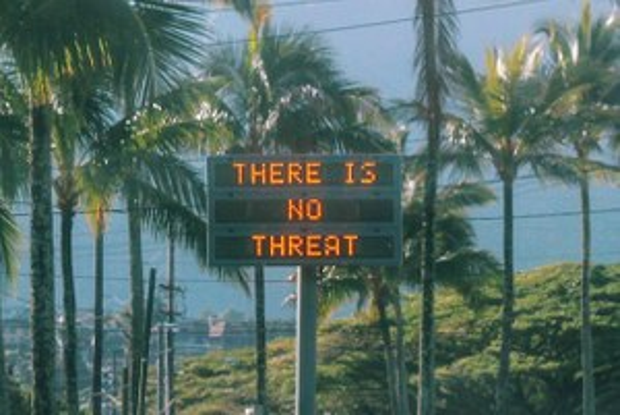 Гром в раю: Как я пережил ракетную тревогу на Гавайях