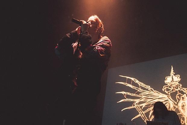 Растоптанный айпэд, взлом крымского мессенджера иновый мини-альбом Pharaoh