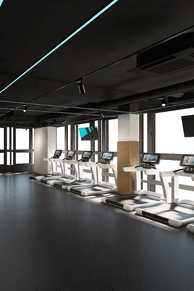 Фитнес-клуб «Секция» откроется вМоскве нановом месте