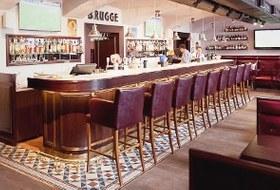 Новое место: Паб Brugge