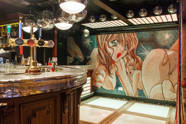 Запомнить тебя таким: Denis Simachev Shop & Bar