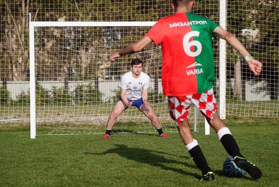 Как прошел четвертый любительский турнир «Стакан и мяч» в Екатеринбурге