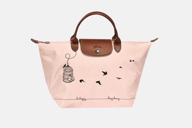 Сколько стоит сумка Longchamp вПариже, Лондоне, Москве иТокио